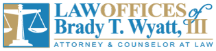 Law Offices of Brady T. Wyatt, III Logo